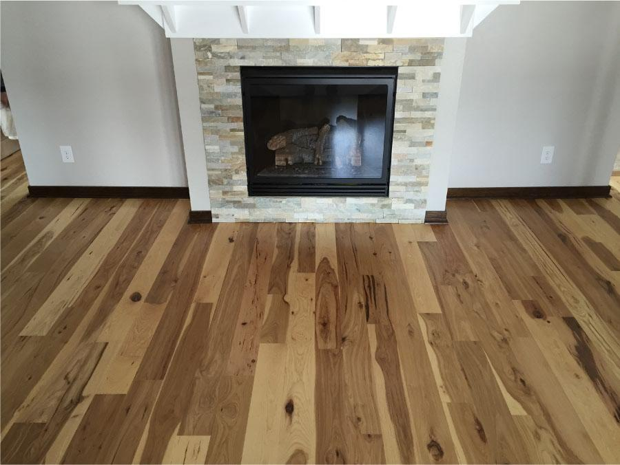 Hickory Flooring In Boulder Co Floor Crafters