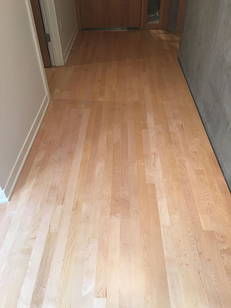 Maple Hardwood Flooring In Boulder Co Floor Crafters Hardwood