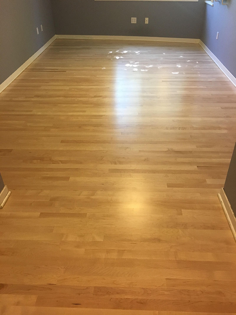 hardwood floor repair and refinishing boulder co