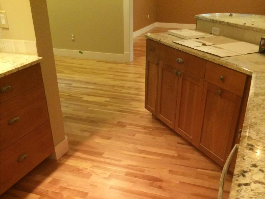 kitchen-with-american-cherry-wood-flooring