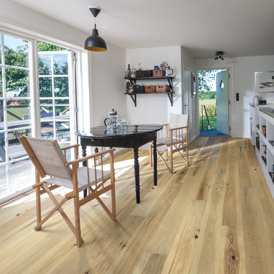 Caring for your Wood Floor