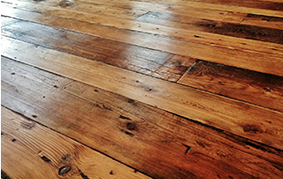 Environmental Benefits of wood flooring
