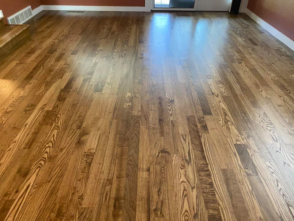 What should you know and expect for a wood floor installation?
